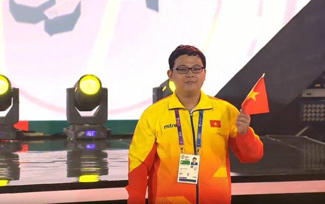 Top 3 hy vọng vàng của thể thao điện tử Việt Nam tại SEA Games 30 - Ảnh 1.