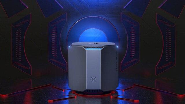 Honor ra mắt router Wi-Fi dành cho game thủ: Kiểu dáng hầm hồ, có LED RGB, giá 1.5 triệu đồng - Ảnh 2.