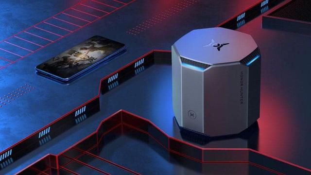Honor ra mắt router Wi-Fi dành cho game thủ: Kiểu dáng hầm hồ, có LED RGB, giá 1.5 triệu đồng - Ảnh 1.