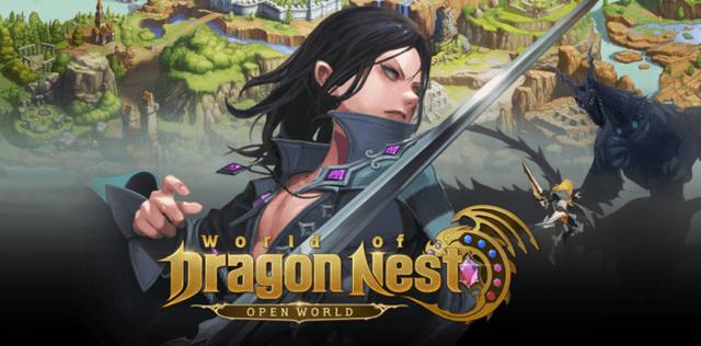 Siêu phẩm World of Dragon Nest sắp ra mắt tại Đông Nam Á, quá là ngọt - Ảnh 1.