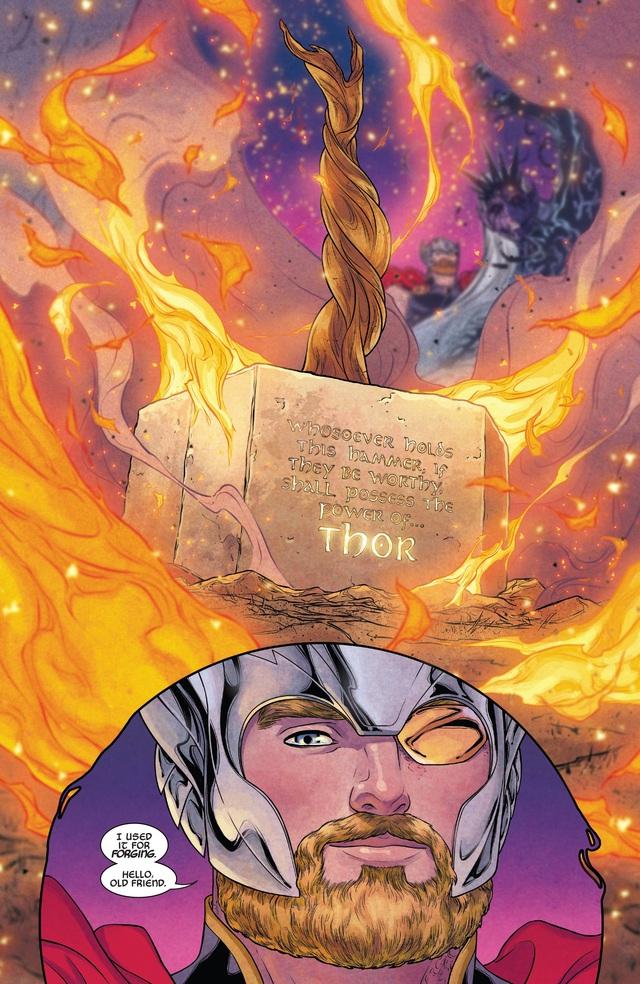 Bất xứng với Mjolnir thêm lần nữa, Thor là Thần Sấm hay Thần Nhọ? - Ảnh 4.