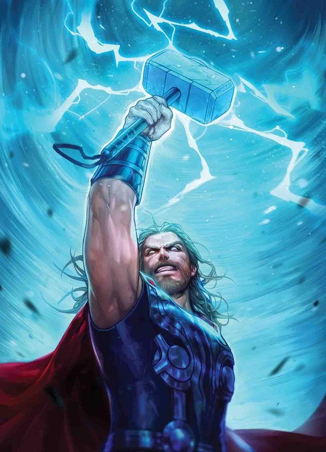 Bất xứng với Mjolnir thêm lần nữa, Thor là Thần Sấm hay Thần Nhọ? - Ảnh 1.