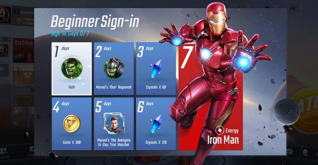 MARVEL Super War gây sốc, tặng FREE tướng đi xuyên địa hình Iron Man kèm combo Hulk - Ảnh 2.