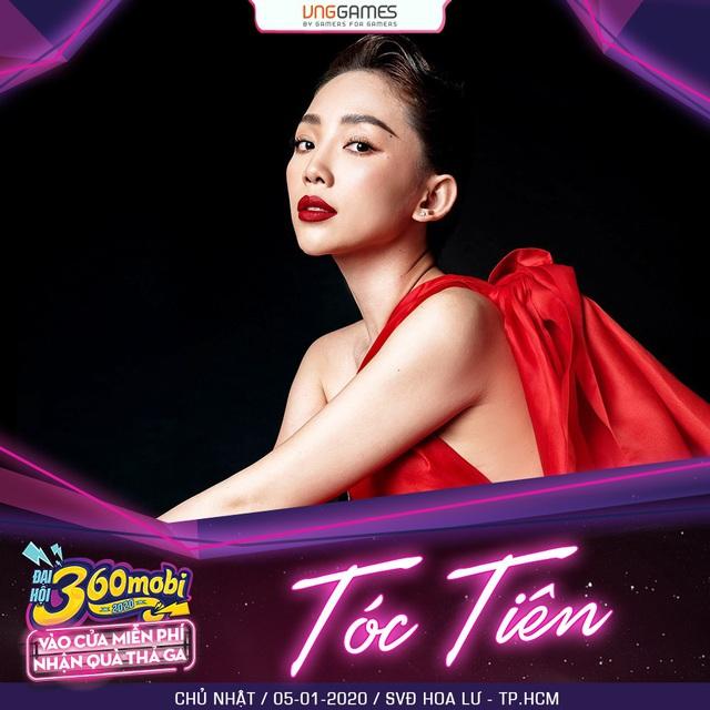 """Đại hội 360mobi 2020: Hoàng Thùy Linh, Karik và hàng loạt sao lớn của showbiz Việt """"đổ bộ sự kiện Game đầu năm mới - Ảnh 7."""