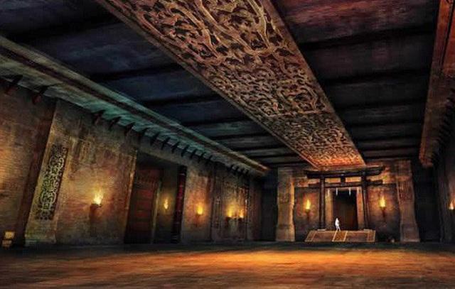 """Rợn người trước hiện tượng """"ma thổi đèn"""" trong hầm mộ cổ - Ảnh 3."""