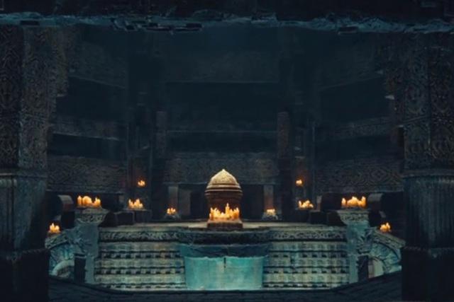 """Rợn người trước hiện tượng """"ma thổi đèn"""" trong hầm mộ cổ - Ảnh 4."""