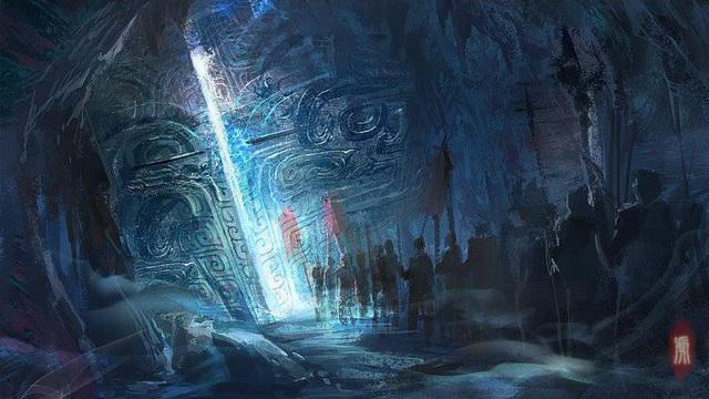 """Rợn người trước hiện tượng """"ma thổi đèn"""" trong hầm mộ cổ - Ảnh 6."""