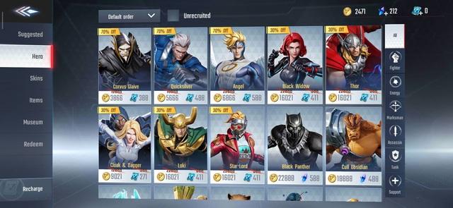MARVEL Super War bị chê thậm tệ vì bán tướng quá đắt, NetEase lập tức đại hạ giá - Ảnh 8.
