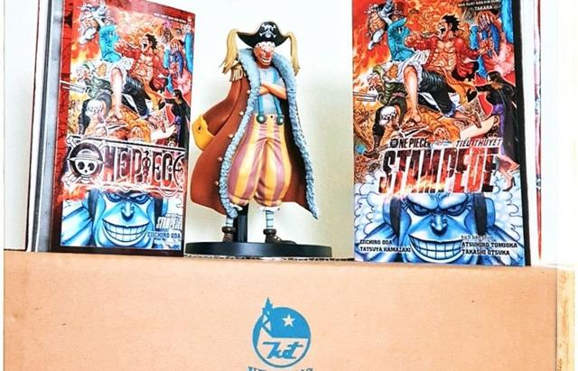 Ra mắt tiểu thuyết One Piece: Stampede, fan có dịp thưởng thức cùng lúc với movie! - Ảnh 6.