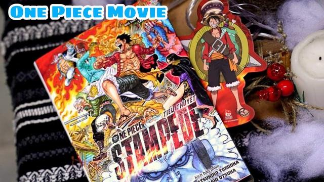 Ra mắt tiểu thuyết One Piece: Stampede, fan có dịp thưởng thức cùng lúc với movie! - Ảnh 3.