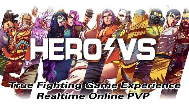 HeroVersus - Game đối kháng sở hữu combo cực đa dạng, không tồn tại khái niệm Pay to Win - Ảnh 1.