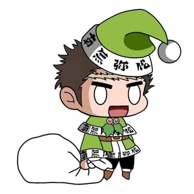 Hòa cùng không khí Noel, dàn nhân vật trong Kimetsu no Yaiba diện trang phục Giáng Sinh cực yêu - Ảnh 21.