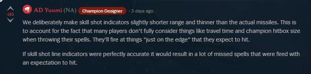 Riot Games cố tình làm hiển thị skill shot không đúng, hóa ra game thủ đã bị cú lừa bao lâu nay - Ảnh 7.