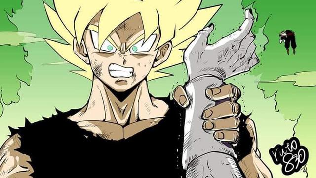 Mãn nhãn khi xem lại các cảnh chiến đấu trong Dragon Ball theo góc nhìn trực diện của các nhân vật - Ảnh 14.