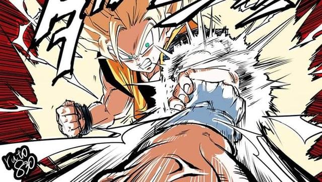 Mãn nhãn khi xem lại các cảnh chiến đấu trong Dragon Ball theo góc nhìn trực diện của các nhân vật - Ảnh 4.