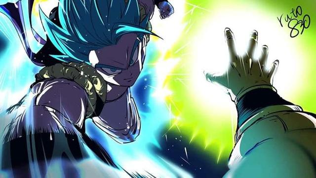 Mãn nhãn khi xem lại các cảnh chiến đấu trong Dragon Ball theo góc nhìn trực diện của các nhân vật - Ảnh 2.