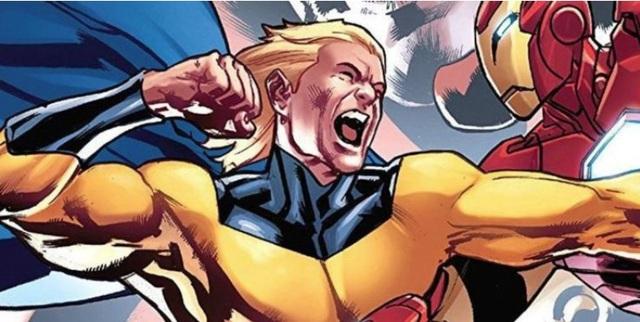 Thanos và 10 nhân vật chắc chắn thành công nếu được gắn hạng R trong Vũ trụ điện ảnh Marvel - Ảnh 3.