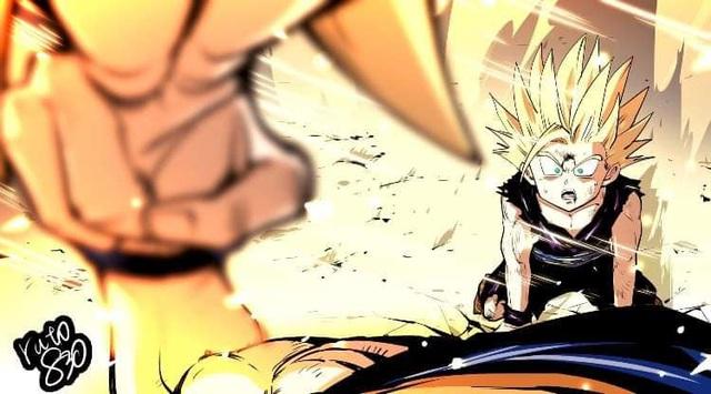 Mãn nhãn khi xem lại các cảnh chiến đấu trong Dragon Ball theo góc nhìn trực diện của các nhân vật - Ảnh 21.