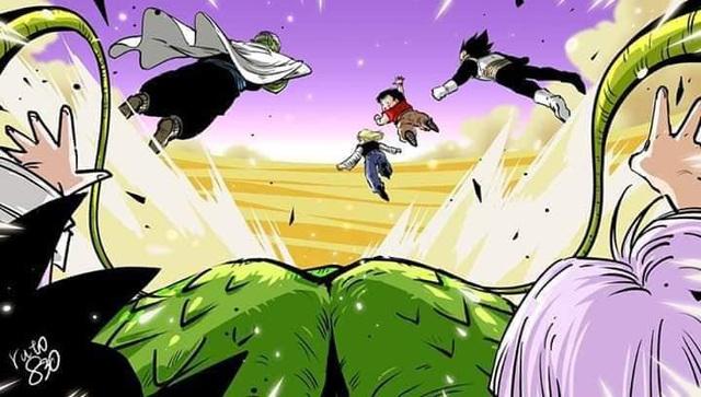 Mãn nhãn khi xem lại các cảnh chiến đấu trong Dragon Ball theo góc nhìn trực diện của các nhân vật - Ảnh 23.