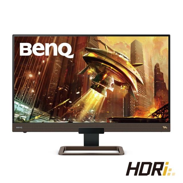 BenQ EX2780Q 144Hz - Màn hình chơi game đỉnh cao với công nghệ HDRi hàng đầu thế giới - Ảnh 2.