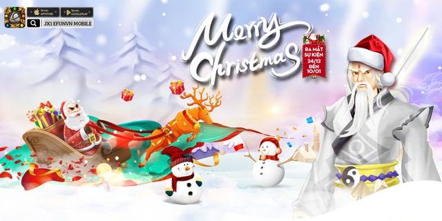 Game thủ JX1 Huyền Thoại Võ Lâm ấm lòng đêm Giáng Sinh với hàng ngàn quà tặng - Ảnh 5.