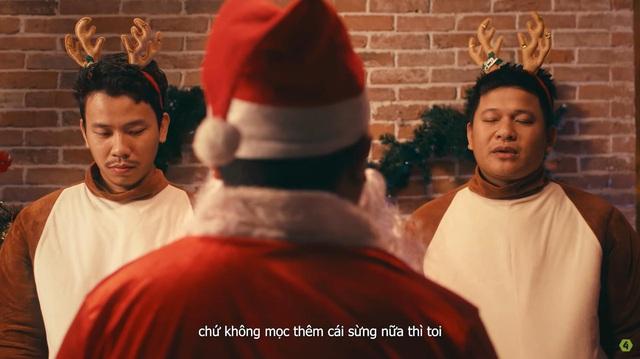 Santa FIFA bất ngờ trở lại trong clip mới nhất của FIFA Online 4 - Ảnh 14.