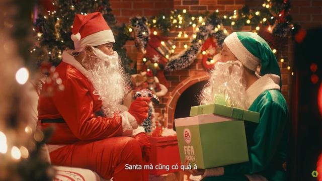 Santa FIFA bất ngờ trở lại trong clip mới nhất của FIFA Online 4 - Ảnh 18.