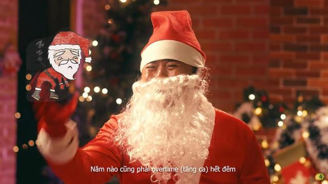 Santa FIFA bất ngờ trở lại trong clip mới nhất của FIFA Online 4 - Ảnh 15.