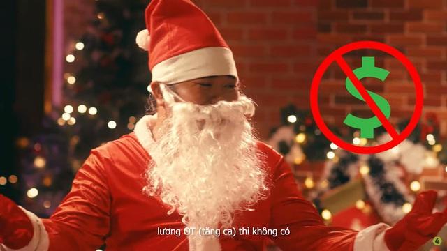 Santa FIFA bất ngờ trở lại trong clip mới nhất của FIFA Online 4 - Ảnh 16.