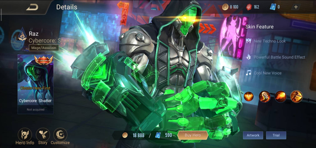 Liên Quân Mobile: Game thủ Indonesia cũng có nhận định Raz Siêu Việt nhái Aldous của Mobile Legends - Ảnh 1.