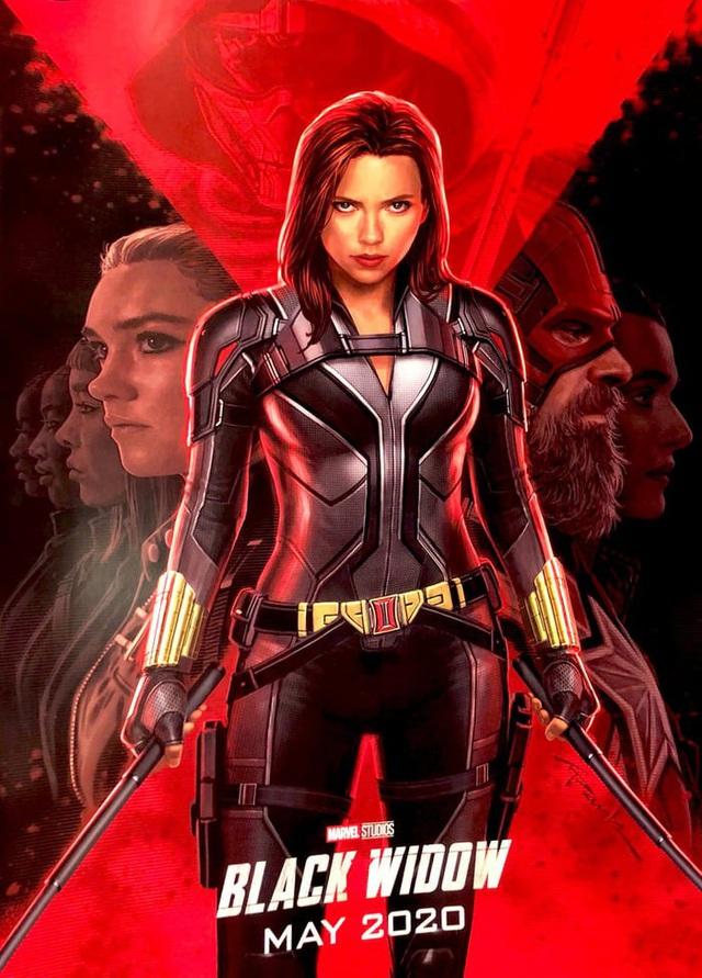 Black Widow và 10 bộ phim bom tấn đang được mong chờ nhất năm 2020 (P1) - Ảnh 4.