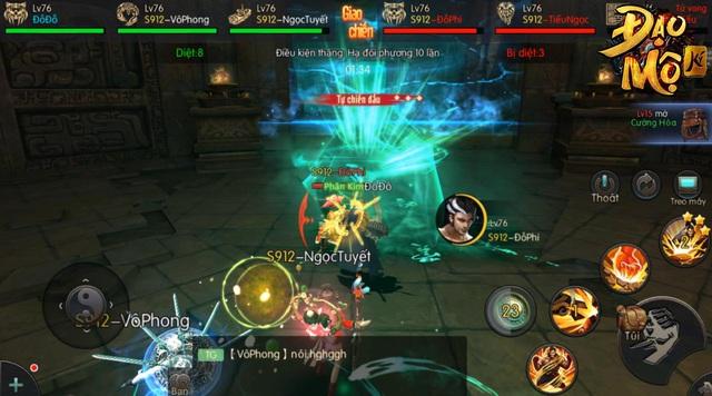 Trải nghiệm cực đỉnh sinh tồn trong game nhập vai thế giới mở Đạo Mộ Ký Mobile ra mắt cuối tháng 12 - Ảnh 1.
