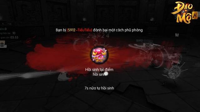 Trải nghiệm cực đỉnh sinh tồn trong game nhập vai thế giới mở Đạo Mộ Ký Mobile ra mắt cuối tháng 12 - Ảnh 5.