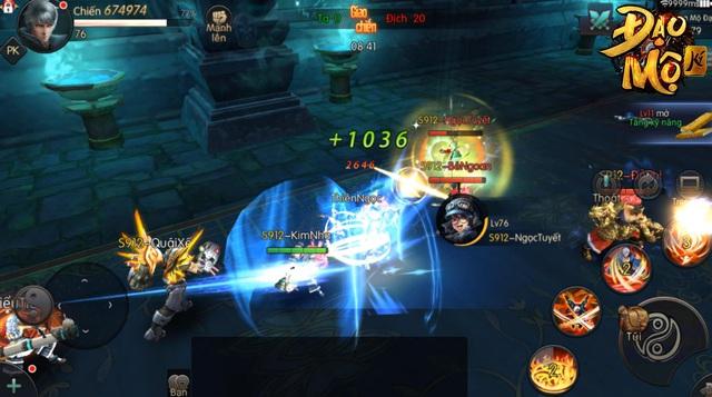 Trải nghiệm cực đỉnh sinh tồn trong game nhập vai thế giới mở Đạo Mộ Ký Mobile ra mắt cuối tháng 12 - Ảnh 6.