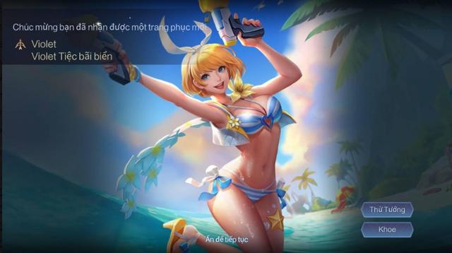 Liên Quân Mobile: Garena bán Rương skin siêu phẩm với giá 50 nghìn, game thủ nhận ngay skin SS - Ảnh 3.