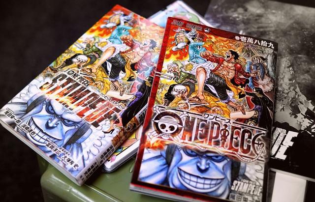Săn đón One Piece vol 10089 - Ấn phẩm giới hạn về quá trình làm Movie Stampede - Ảnh 1.