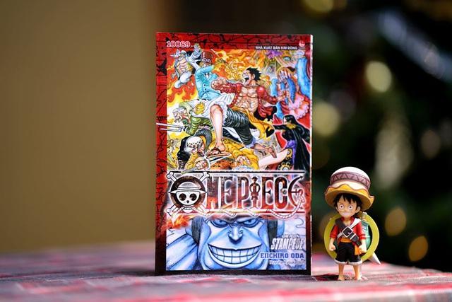 Săn đón One Piece vol 10089 - Ấn phẩm giới hạn về quá trình làm Movie Stampede - Ảnh 3.