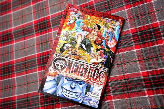 Săn đón One Piece vol 10089 - Ấn phẩm giới hạn về quá trình làm Movie Stampede - Ảnh 4.