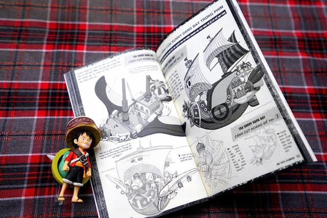 Săn đón One Piece vol 10089 - Ấn phẩm giới hạn về quá trình làm Movie Stampede - Ảnh 5.