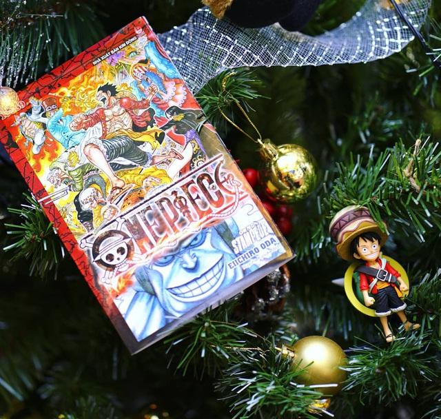 Săn đón One Piece vol 10089 - Ấn phẩm giới hạn về quá trình làm Movie Stampede - Ảnh 2.
