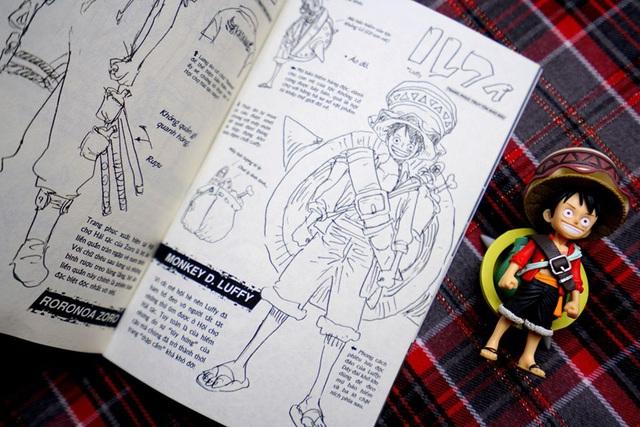 Săn đón One Piece vol 10089 - Ấn phẩm giới hạn về quá trình làm Movie Stampede - Ảnh 9.