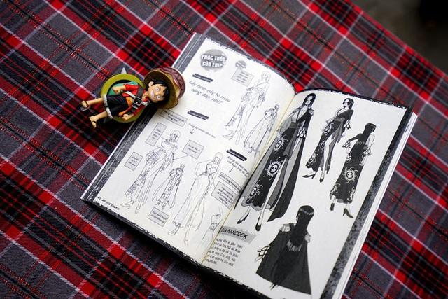 Săn đón One Piece vol 10089 - Ấn phẩm giới hạn về quá trình làm Movie Stampede - Ảnh 6.
