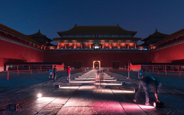 Giai thoại quỷ dị lưu truyền quanh Tử Cấm Thành: Nơi rùng rợn bậc nhất Bắc Kinh - Ảnh 3.
