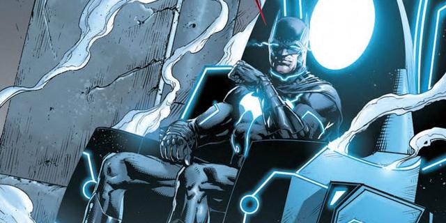 Thế chỗ Batman, The Flash trở thành Thần Trí Tuệ mới của vũ trụ DC - Ảnh 1.