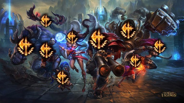 Riot Games cuối cùng cũng thực thi công lý, ngọc Chinh Phục bị nerf mạnh trên tướng đánh xa - Ảnh 2.