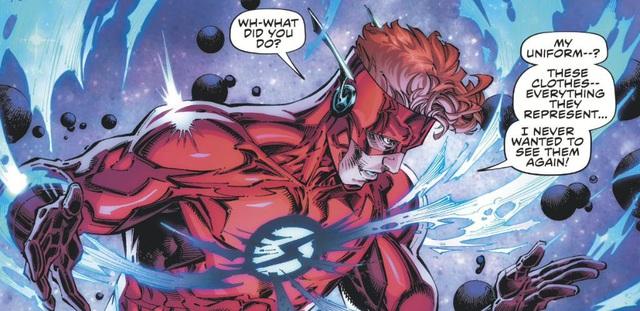 Thế chỗ Batman, The Flash trở thành Thần Trí Tuệ mới của vũ trụ DC - Ảnh 4.