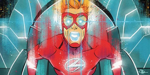 Thế chỗ Batman, The Flash trở thành Thần Trí Tuệ mới của vũ trụ DC - Ảnh 5.