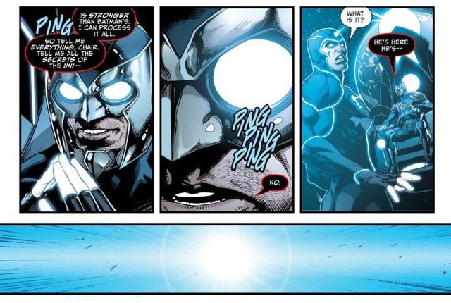 Thế chỗ Batman, The Flash trở thành Thần Trí Tuệ mới của vũ trụ DC - Ảnh 2.