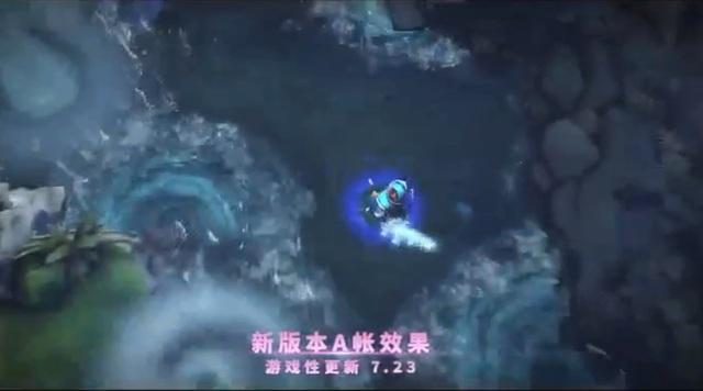 DOTA 2: Ngỡ ngàng với trailer bản 7.23 của máy chủ Trung Quốc - Void Spirit bá đạo như Thanos - Ảnh 5.