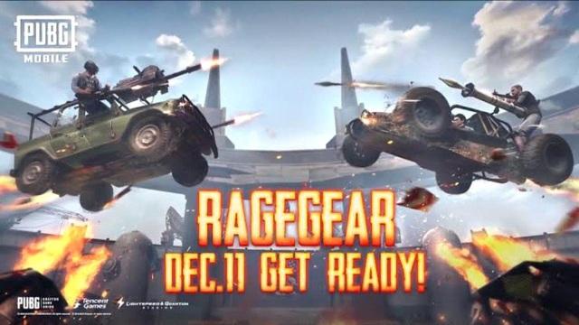 PUBG Mobile chuẩn bị bổ sung chế độ Rage Gear mới, hứa hẹn sẽ mang đến những màn đua xe nghẹt thờ - Ảnh 1.